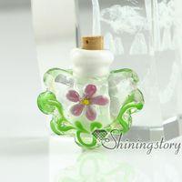 Cheap miniature glass bottles small decorative glass bottlesglass vial pendants wholesale glass vials with cork necklace bottle pendants