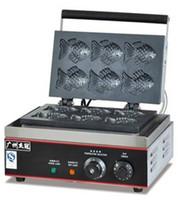 Wholesale Korean fish crisp maker with timer Waffle maker V V waffle machine