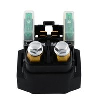 Wholesale Motorcycle Efficient Starter Relay Solenoid Fit Yamaha Grizzly YFM660 Replacement