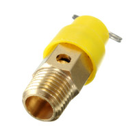 Wholesale Top Quality PSI inch Oil Free Air Compressor Safety Relief Valve order lt no track