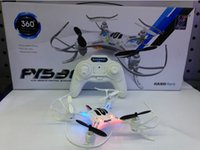 CSYC rc uav - RC Helicopter FY530 Mini G CH RC Quadcopter axis Gyro Eversion Biomimetic Design RTF UFO UAV Drone Toys FS