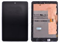lcd asus - LCD display with WIFI frame and tools For ASUS Google Nexus nd LCD Screen Replacement with touch screen digitizer