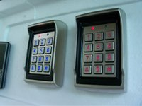 Wholesale Vandal Resistant Metal Proximity RFID Access Control Keypad with Dual Relay Output Support Safe Mode Working