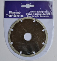 Wholesale 3 inch Diamond saw blade stone saw electroplating thin saw blade glass saw blade mm