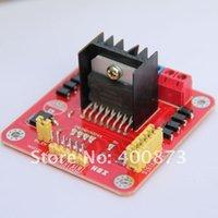 Cheap L298N Dual Bridge DC stepper Controller Control Motor Driver module Board