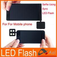 canon camera - For iphone samung IBLAZR L001 mini led video light Enhancing Selfie Using Sync LED Flash for DISR smartphone canon camera selfie stick