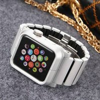 Wholesale Pure Aluminum Metal Universal Multi Touch Watch Band Wrist Strap For Apple Watch iWatch mm mm DHL Free shippin