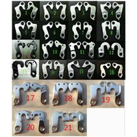 Wholesale New arrival Number Alloy Road Bike Mountain Bicycle Rear Derailleur Hanger Hook Parts high quality