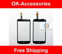 For LG nexus 4 - Touch Screen Digitizer Touch Panel For LG Nexus E960 PC