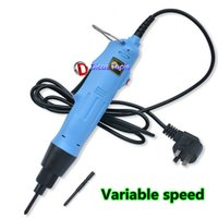 Wholesale Hot selling household v direct plug in cable style variable speed mini electric screwdriver