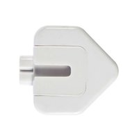 Wholesale 1Pc UK AC V V Plug Power Adapter For iphone for ipod for ipad PromotionHot New Arrival