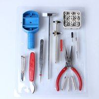 Wholesale High Quality Domu Piece Watch Repair Tool Kit Set Pin Back Remover