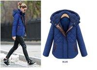 Wholesale Hot New SHORT Winter coat Women duck down jacket Fashion Round Collar Slim Thickening Warm women coat