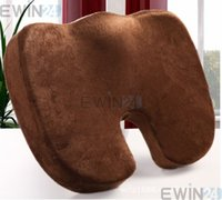 Wholesale Brand New and High Quality Coccyx Orthopedic Memory Foam Seat Cushion For Chairs