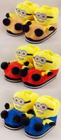 baby toe socks - Stuart Sock Kids Shoes Baby Shoes Despicable Me Minions Kids Stuart Sock Top Slippers SLBF0538