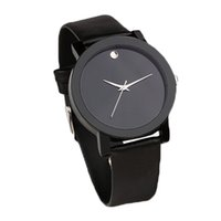 Wholesale S5Q Men Retro Stylish Waterproof Leather Band Delicate Quartz Analog Wrist Watch AAAEZE