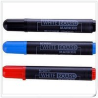 Wholesale Hihg quality COLOR Erasable whiteboard pen MG retail pen box of order lt no track