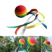Wholesale 2015 New Style Hot Sale High Quality Fashion Popular Cute A Rainbow Antenna Topper For Car Aerials Decoration