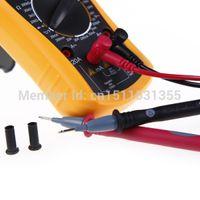 ac dc ring - Auto Rang VC890C LCD Digital Multimeter Pen Professional AC DC Analog Tester Mastech Multimetro Voltmeter Capacitance Meter