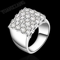 Wholesale LK SPCR479 factory price rings fashion jewelry selling sterling silver ring romantic