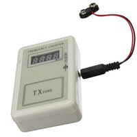 Wholesale Precision Frequency Counter for Hand held Tester MHZ Wireless Control New