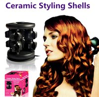 Cheap Ceramic Styling Shells Best Solid Ceramic Hair Curler