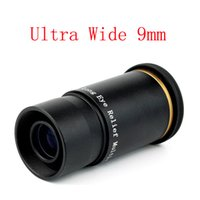astronomical telescope - 1 quot Ultra Wide Angle Eyepiece Lens MM Degree Fully Multi Coated Broadband Green For Astronomical Telescope W2143A9