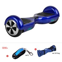 Wholesale APP Scooters Wheel Electric Standing Scooter Self Balancing Scooter Hoverboard Balance Scooters Smart Balance Wheel Hoverboard Action Hot