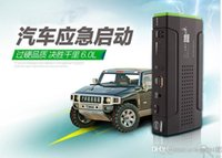 Wholesale Multi Function Mini Portable Car Jump Starter mAh Start V Car Engine Emergency Battery Power Bank Fast Charge A2