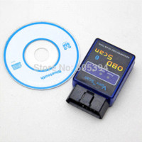Wholesale Mini ELM327 V1 Bluetooth OBD2 Car Auto Diagnostic Scanner Tool Adapter tools knife tools for make up