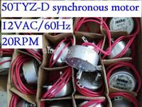 appliance fan motors - 12VAC Hz w KTY D Permanent Magnet Synchronous Motor Gear Motor Used For Fan Monitor Pan Electric Appliance