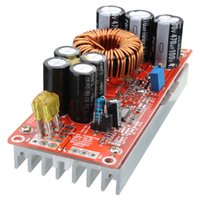 Wholesale 20A W Boost Constant Current Module Variable Voltage Power Supply IN V High Quality