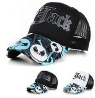 ball jacks - New Design King Of Pirate Hat Jack Letters Skull Pattern Snapback Hats Fashion Unisex Outdoor Causal Ball Caps