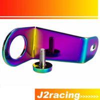 aluminum race radiators - J2 RACING STORE NEW HIGH QUALITY NEO CHROME Aluminum Radiator Stay for honda Civic EG PQY RS51CR