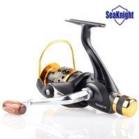 Cheap Hot Sale !!! TeBen Brand New 2015 fishing reel Spinning Fish Wheel 9+1BB