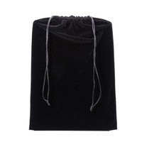 apple ipad size - Bags Pouch For Ipad Pro Samsung Galaxy tab Tablet PC Universal inch Big size Soft Cotton Lanyard Strap Cloth Pull Tab Chain General Bag