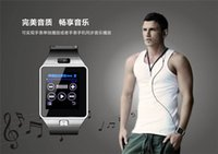 smart watch - Bluetooth Sports Smartwatch DZ09 Smart Watch Mini Phone Healthy Wristwatch with Camera MP quot Screen SMS GSM