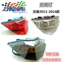 Wholesale NEW hot sales NINJA300 NINJA250 years The motorcycle tail light