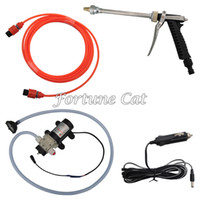 Wholesale In Stock Car Wash Device Portable High Pressure Car Washer Washing Pump With Water Gun Car Wash Product V W Clearn Machine