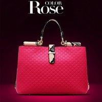 Wholesale Factory Direct Hot selling Stars Famous Luxury Fashion Women Genuine Leather pu Bags lady knit Handbag Messenger Bags Shoulder Bag