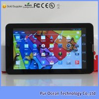 Wholesale New promotion inch plastic onda MTK8382 quad core cpu tablet pc android with IPS screen