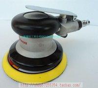 Wholesale Taiwan pneumatic automotive sealing glaze polishing machine grinding machine waxing machine sandpaper machine to send sandpaper QCPJ