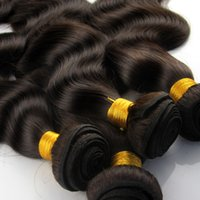 virgin eurasian hair - No1 Selling A Grade Eurasian Filipino Peruvian Indian Malaysian Brazilian Virgin Hair Weaves Hair extension Body Wave Hair Weft