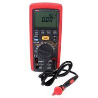 Wholesale UNI T UT505B Hz kHz Handheld Digital Insulation Digital Megger Resistance Tester AC DC Voltage Measurement Instruments