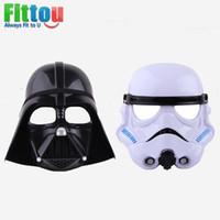 star wars - 2015 High Quality New Star Darth Vader and Stormtrooper Mask Wars Men Gift cm Brinquedos Llaveros