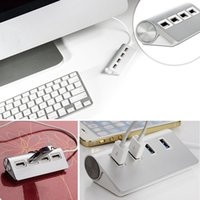 Wholesale USB Hub Port Gbps High Super Speed Adapter Cable for Apple Mac PC Win