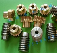 Wholesale 1M Teeths Precision wear resistant stainless steel worm gear ratio