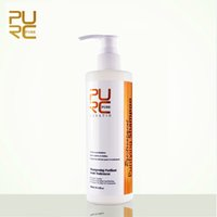 salon product - PURC Purifying shampoo keratin hair treatment deep cleaning shampoo ml hot sale hair salon products PURC