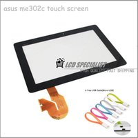 Wholesale New Universal Version Touch Screen Digitizer Sensors for ASUS MeMO Pad FHD ME302 ME302KL ME302C K005 K00A
