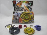 beyblade cartoons - Hot sales Vforce Beyblades Arena Toys Gifts Magic Emperor Horoscope Alloy Cartoon Anime KIDS BIRTHDAY GIRTS Metal Fight Beyblade DS